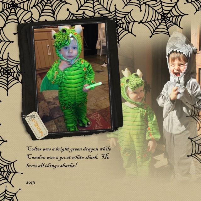 costumes 2013