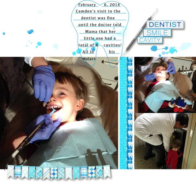 dentist camden