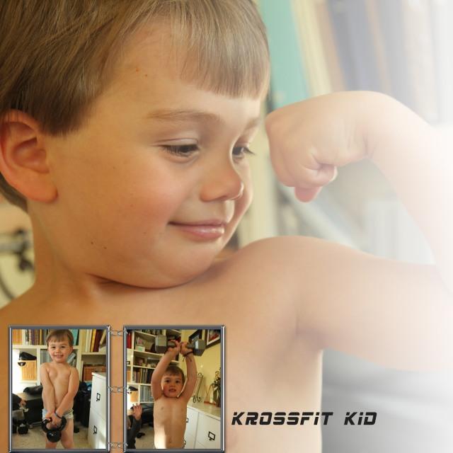 Krossfit Kid
